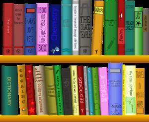 estanteria libros infatiles
