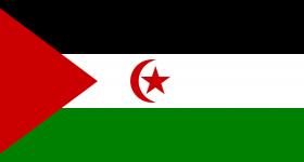 bandera saharawi