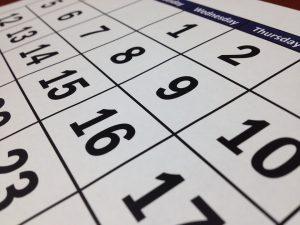 Pinchar imagen para ver calendario.